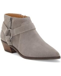Lucky Brand - Enitha Bootie - Lyst