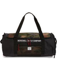 Herschel Supply Co. Sutton Duffle Bag - Black
