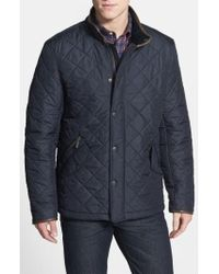 Barbour   'powell' Quilted Jacket   Lyst