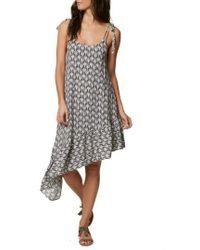 O'neill Sportswear - Valley Asymmetrical Sundress - Lyst