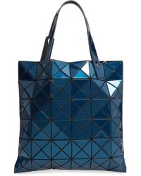 d2017c05d2ca Lyst - Bao Bao Issey Miyake Bicolor Lucent Tote Bag in Black