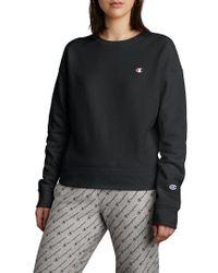 Champion - Reverse Weave Sweatshirt - Lyst