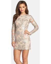 Dress the Population | Grace A-line Dress | Lyst