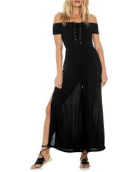 L*Space - Sao Paulo Cover-up Jumpsuit - Lyst