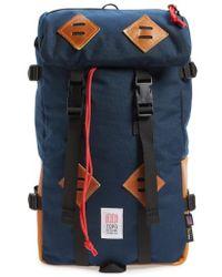 Topo Designs | 'klettersack' Backpack | Lyst