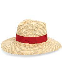 Brixton Joanna Straw Hat - Multicolour