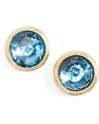 Marco Bicego - 'jaipur' Stone Stud Earrings - Lyst