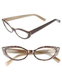 Corinne Mccormack - Roxanne 52mm Reading Glasses - - Lyst