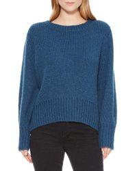 Parker - Matty Bow Back Sweater - Lyst