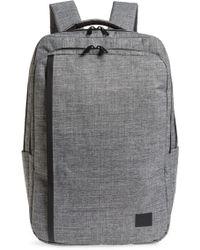 Herschel Supply Co. Travel Backpack - Gray