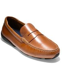 Cole Haan - Branson Penny Driver - Lyst