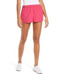 Patagonia Barely Baggies Shorts - Pink