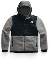 The North Face - Denali 2 Hooded Jacket - Lyst