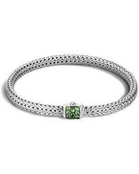 John Hardy | 'classic Chain' Extra Small Bracelet | Lyst