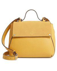 Treasure & Bond - Skyler Leather Top Handle Bag - - Lyst