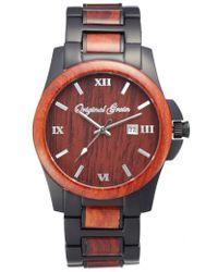 Original Grain - The Classic Bracelet Watch - Lyst