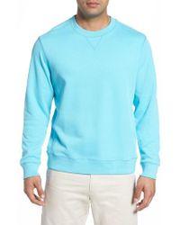 Cutter & Buck - Bayview Crewneck Sweatshirt - Lyst