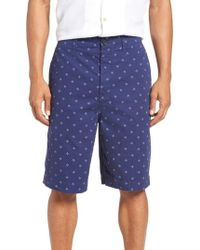 French Connection - Iki Twill Shorts - Lyst