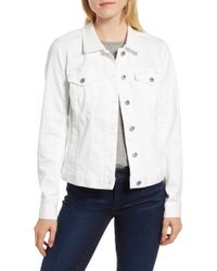 Vince Camuto Two By Denim Jacket - White