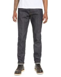 Naked & Famous - Easy Guy Skinny Fit Jeans - Lyst