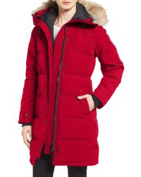 Canada Goose - Shelburne Quilted Down-filled Parka Jacket  - Lyst