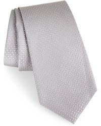 Calibrate - Ballard Solid Silk Tie - Lyst