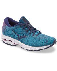 Mizuno Wave Inspire 16 Running Shoe - Blue