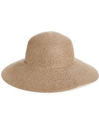 Eric Javits 'hampton' Straw Sun Hat - Natural