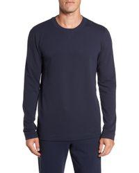Hanro Living Pullover - Blue