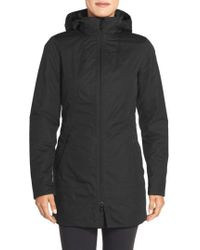 The North Face | 'ancha' Hooded Waterproof Parka | Lyst