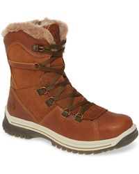 Santana Canada Majesta Luxe Waterproof Winter Boot - Brown