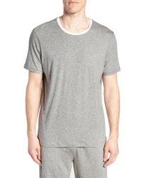 Daniel Buchler - Pima Cotton & Modal Crewneck T-shirt - Lyst