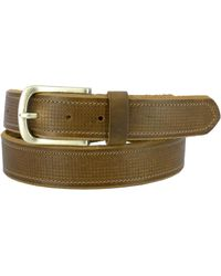 Remo Tulliani - Sixx 2 Horween Leather Belt - Lyst