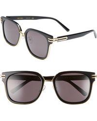 Vedi Vero - 56mm Rectangle Sunglasses - - Lyst
