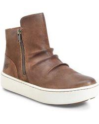 Børn - B?rn Scone Sneaker Boot - Lyst