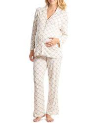 Everly Grey   Helena Maternity/nursing Pyjamas   Lyst