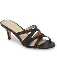 Athena Alexander Starlite Sandal - Black