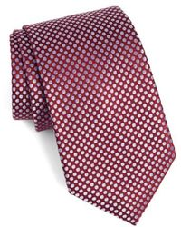 Calibrate - Dot Silk Tie - Lyst