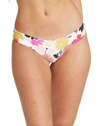 Billabong - What I Luv Bikini Bottoms - Lyst