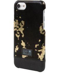 Hex Focus Iphone 7 Case - Black