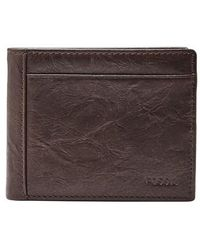Fossil - Leather Wallet - - Lyst
