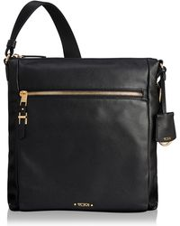 Tumi - Voyageur - Canton Leather Crossbody Bag - Lyst