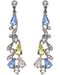 Ben-Amun - Multicolor Round Drop Earrings - Lyst
