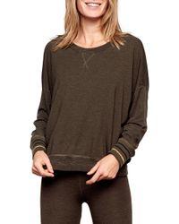 Sundry - Bubble Sweatshirt - Lyst
