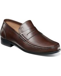 Florsheim Imperial Puente Penny Loafer - Brown