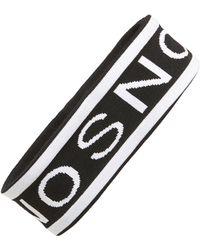 TOPSHOP - Sno Intarsia Knit Ear Warmer Headband - Lyst