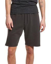 Wesc - Marty Fleece Shorts - Lyst