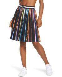 Nike - Lab Basketball Stripe Skirt - Lyst