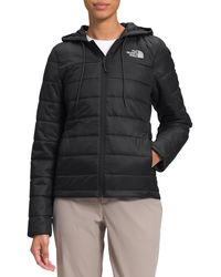 The North Face Torreys Insulated Water Repellent Jacket - Black