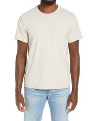 Jason Scott Reverse Seam T-shirt - White